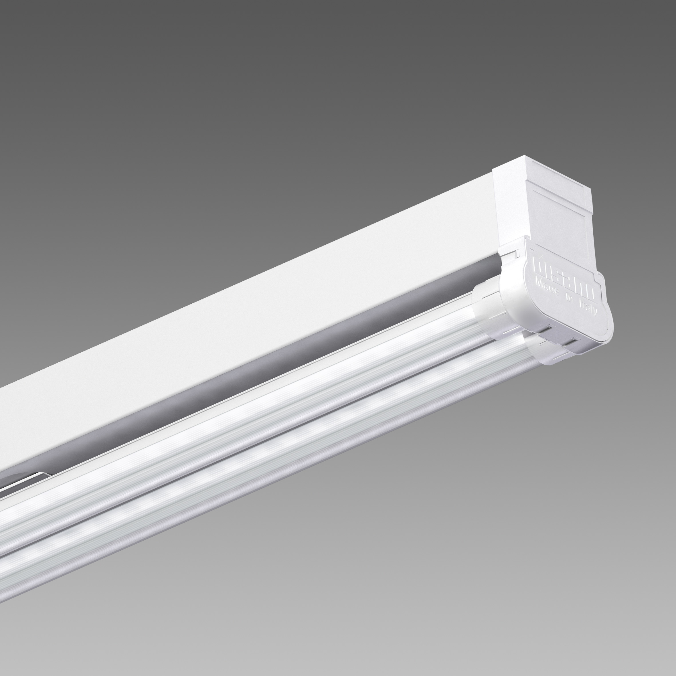 6502 Rapid system - 2-lamps version LED - Disano